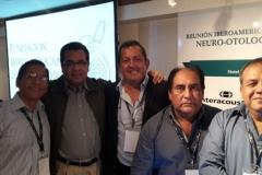 Reunión Iberoamericana de Neuro-Otología 2015